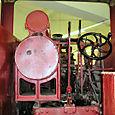 Steam Tractor Cab