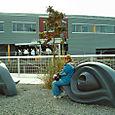 Louise Bourgeois 'Eye Benches'