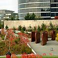 Richard Serra 'Wake' (view 1)