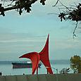 Alexander Calder 'Eagle' (view 1)