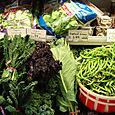 Kale, Collard Greens, Green Beans