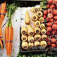 Carrots, Parsnips, Radishes