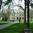 Founder's Vision, Denny Hall, University of Washington