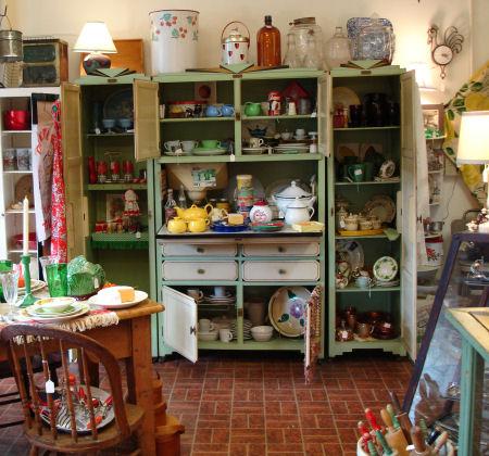 Lewisburg Antique Shop 001 1A