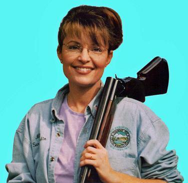 Palin shotgun