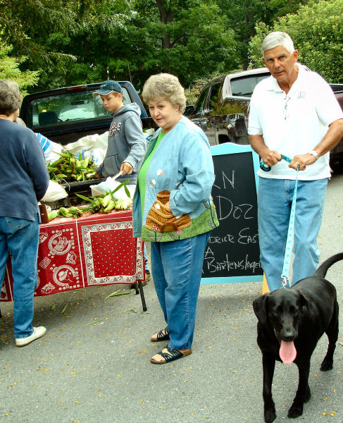 Black Labradors Are Enthusiastic Omnivores