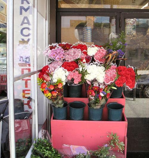 Sabbath, Avenue M, Open Grocery, Flowers
