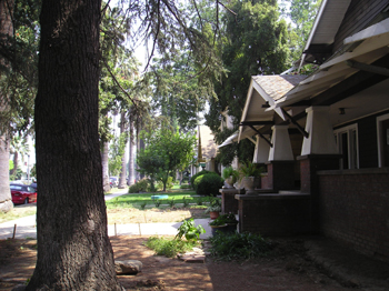 Lemon Neighborhood Streetscape B