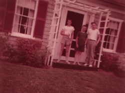 My Cousins (Mother's side) and Me, 1958