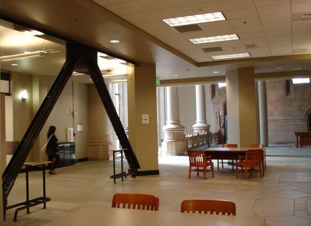 Inner Light, Main Library, University of Washington