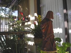 Mourning Monk 1